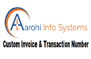Custom invoice transaction module