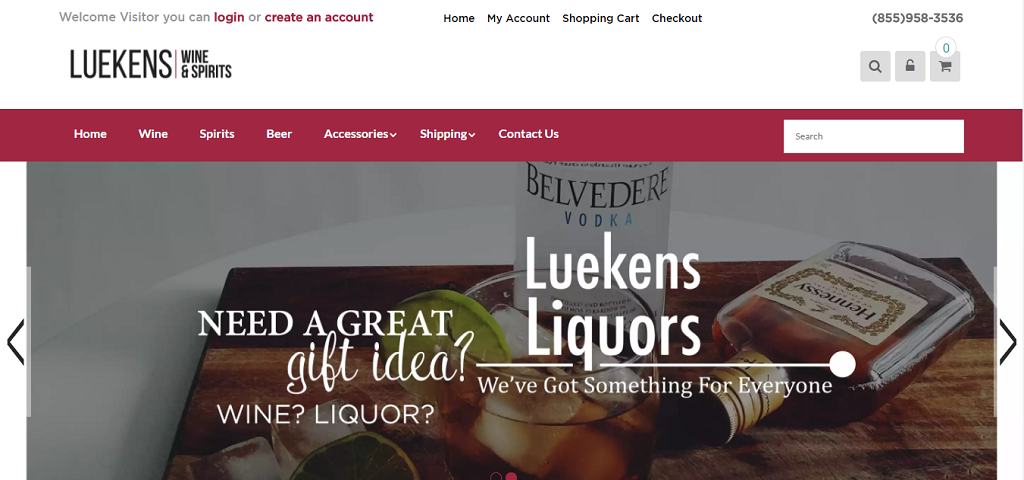 Luekens Liquor